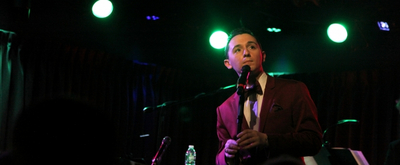 Review: Charlie Romo Gets The Joint Jumpin' with CAROLING AND CROONING at The Green Room 42