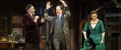 PHOTO/VIDEO: Get A First Look At Shereen Ahmed, Laird Mackintosh & More In MY FAIR LADY