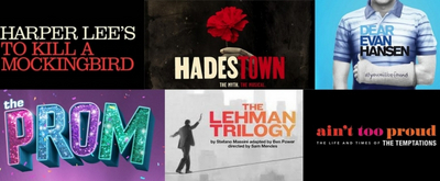 HADESTOWN, THE PROM, TO KILL A MOCKINGBIRD, and More Set For the Ahmanson's 2020-21 Season