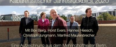 VIDEO: Mehringhof-Theater Presents Kabarettistischer Jahresrückblick 2020