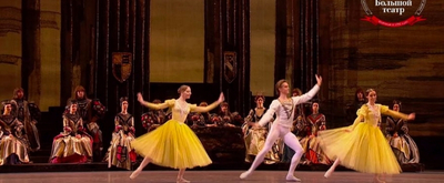 VIDEO: Watch Russia's Bolshoi Theater's SWAN LAKE; 6 New Productions Will Become Available to Stream