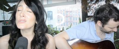 VIDEO: Ben Clark and Dee Roscioli sing