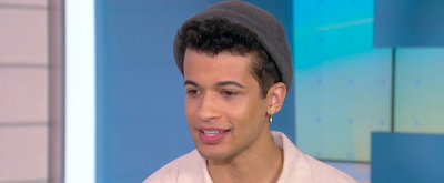 VIDEO: DEAR EVAN HANSEN's Jordan Fisher Shares His Proposal Story