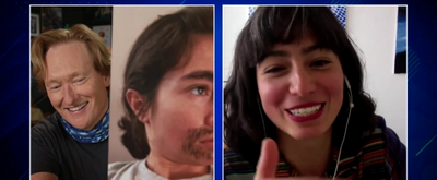 VIDEO: Melissa Villaseñor Does Her Impression of Lin-Manuel Miranda on CONAN Video