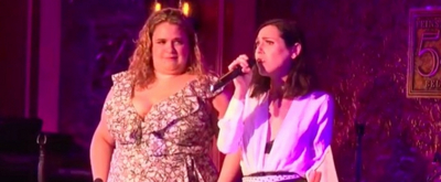 VIDEO: Bonnie Milligan and Natalie Walker Perform 'Any Moment/Moments in the Woods' From INTO THE WOODS