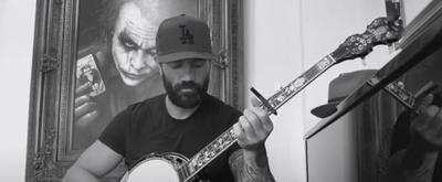 VIDEO: Ramin Karimloo Covers 'Edelweiss' on Banjo