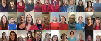 VIDEO: ExcludedUK Virtual Choir Sings 'One Day More' From LES MISERABLES