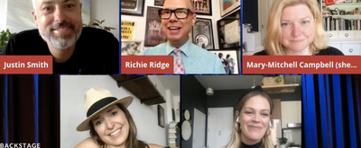 VIDEO: Broadway Goes to the Hamptons with Broadway Out East on Backstage LIVE with Richard Ridge- Watch Now!
