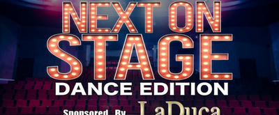 VIDEO: Watch the NEXT ON STAGE: DANCE EDITION Finale - Winners Announced Tonight!