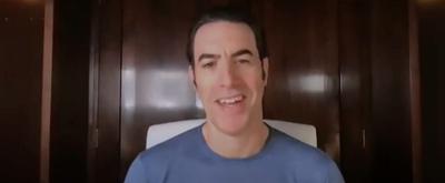 VIDEO: Sacha Baron Cohen Went to a Very Intense Clown School