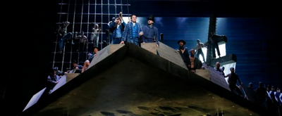 VIDEO: Listen To LA Opera's BILLY BUDD 'From The Vault'