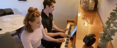 Living Room Concerts: FLYING OVER SUNSET's Erika Henningsen and MEAN GIRLS' Kyle Selig Sing From DEAR EVAN HANSEN!