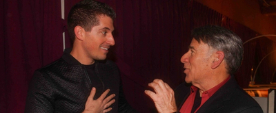 Photo Coverage: Stephen Schwartz Visits Anthony Nunziata at The Green Room 42