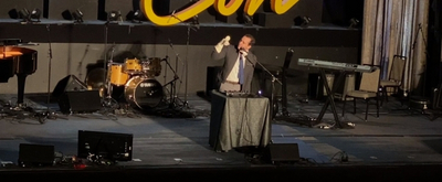 BWW TV: Watch Rob McClure Perform Two Songs From MRS. DOUBTFIRE at BroadwayCon