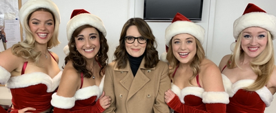 VIDEO: MEAN GIRLS On Broadway's Plastics Perform 'Jingle Bell Rock' At The Rockefeller Center Tree Lighting