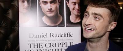 Broadway Rewind: Daniel Radcliffe Returns to Broadway in THE CRIPPLE OF INISHMAAN