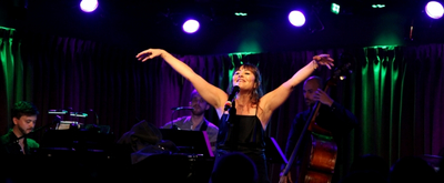 Review: FRANCES RUFFELLE LIVE(S) IN NEW YORK Is Unapologetically Original at The Green Room 42