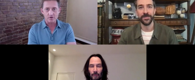 VIDEO: Keanu Reeves, Alex Winter Discuss BILL AND TED FACE THE MUSIC on TODAY SHOW