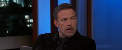 VIDEO: Ben Affleck Talks About His Love of Tom Brady on JIMMY KIMMEL LIVE!