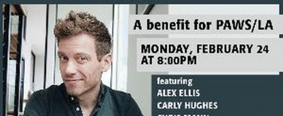 PAWS/LA Will Present a One Night Only Benefit Event BARRETT FOA HAS FRIENDS!