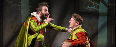 Review: ROSENCRANTZ AND GUILDENSTERN ARE DEAD at Huntington Theatre Company
