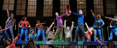 BWW Review: North Carolina Theatre's KINKY BOOTS