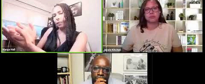 VIDEO: Watch WE ARE LISTENING: A Live Salon About Black Artists' Experiences Featuring Margo Hall