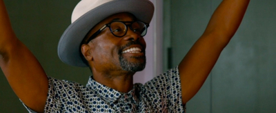 #TBT: Billy Porter Works on a 'More Masculine' Lola On TURNING THE TABLES