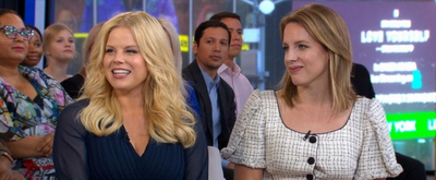 VIDEO: Megan Hilty and Jessie Mueller Talk PATSY & LORETTA on GMA