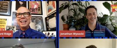 VIDEO: Jonathan Wysocki, Nico Greetham & Nick Pugliese Talk DRAMARAMA on Backstage LIVE with Richard Ridge- Watch Now!