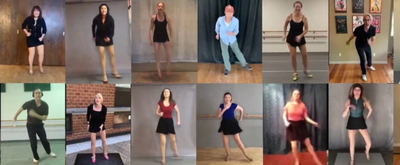 VIDEO: 42ND STREET Revival Dancers Join Teens To Save Their Local Theater Production