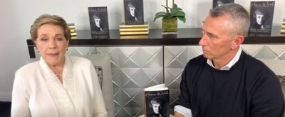 VIDEO: Julie Andrews Chats Live With Viewers About New Memoir 'Home Work: A Memoir of My Hollywood Years'