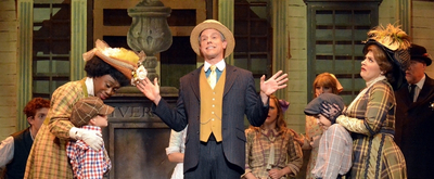 BWW Review: THE MUSIC MAN Is What Great Musical Theatre Is All About