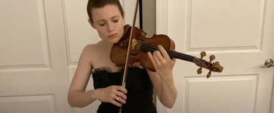 VIDEO: ABT Guest Concertmaster Emily Bruskin Plays a Piece From SWAN LAKE