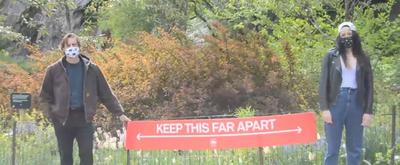 VIDEO: Dee Roscioli, Annaleigh Ashford & Colin Hanlon Perform WICKED Parody 'Defying Quarantine'