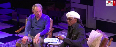 VIDEO: Watch Andrew Lloyd Webber in Conversation With Nile Rodgers at The Other Palace