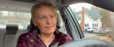 VIDEO: Liz Callaway Sings 'The People That You Never Get to Love' by Rupert Holmes in Her Car