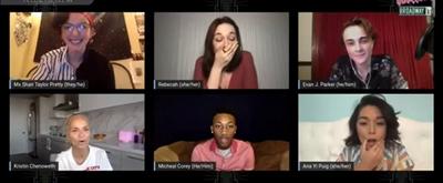 BWW TV: Kristin Chenoweth Makes Surprise Appearance on JOSH SWALLOWS BROADWAY