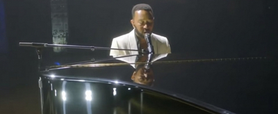 VIDEO: John Legend Performs 'Never Break' at the Democratic National Convention