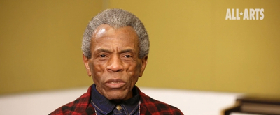 VIDEO: André De Shields Performs From A HILL ON WHICH TO DROWN For UNCOMMON VOICES Series