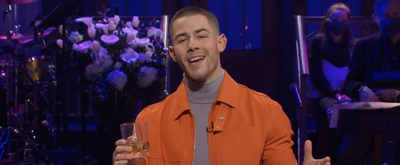 VIDEO: Nick Jonas Pays Tribute to Broadway With 'Drink With Me' From LES MISERABLES o Video