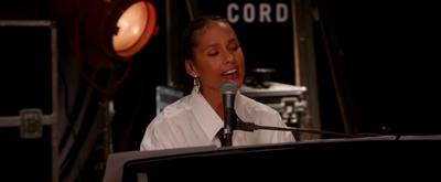 VIDEO: James Corden & Alicia Keys Perform a COVID Version 'No One'
