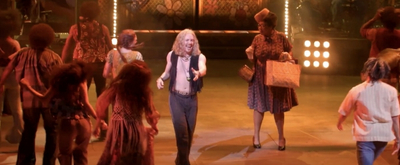 VIDEO: Tyler Hardwick, Andrew Polec, and the Cast of HAIR at the Old Globe Perform 'Hair'