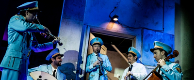 Review: THE BAND'S VISIT is Most Welcome at Broadway at the Hobby Center