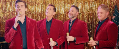 BWW Exclusive: Ernie Haase + Signature Sound Perform 'I Like A Sleigh Ride' From A Jazzy Little Christmas