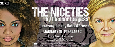 BWW Review: THE NICETIES - Jarrott Productions at Trinity Street Theatre