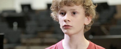 VIDEO: 13-Year-Old German Performer on What He's Learned From Opera Singers