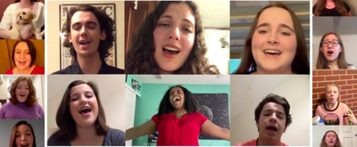 VIDEO: Columbus Association of Performing Arts Students Sing 'Tomorrow' From ANNIE