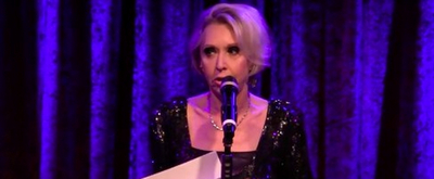 Video Flashback: Julie Halston Reads a New York Times Wedding Announcement