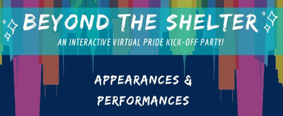 Tituss Burgess, Alex Newell and More to Appear On BEYOND THE SHELTER A Virtual Pride Party And Benefit Concert